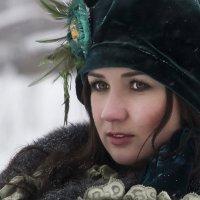 Барышня... :: Наталья Гашинская