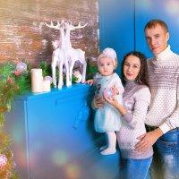 Новогодние фотосессии Новокузнецк :: Юрий Лобачев