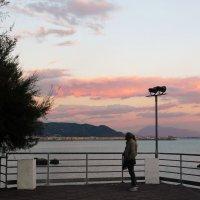 Тихий вечер в Салерно :: Татьяна Старчикова