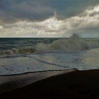 Разбушевалось море... :: Sergey Gordoff