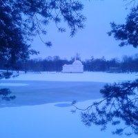 В Екатерининском парке :: Сапсан