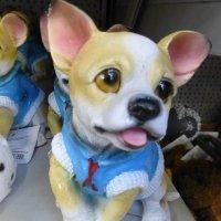 Символом 2018 года станет Желтая Земляная Собака :: Наиля