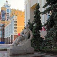 Памятник Н.П.Огареву. Саранск :: MILAV V
