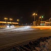Дубна.Вокзал Большая Волга. :: Виктор Евстратов