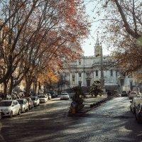 Рим :: Анна Корсакова