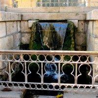 """Павильон """"Стеклянная струя"""" в Кисловодском курортном парке (фрагмент) :: Нина Бутко"""