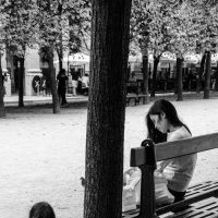 Двое в Париже :: Наталия
