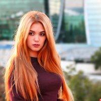 Колдунья. :: Александр Бабаев