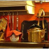 на кухне :: Natalia Mihailova