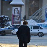 одиночество :: Евгений Фролов