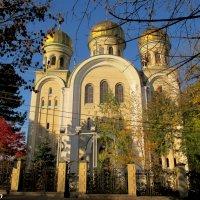 Свято-Никольский храм в Кисловодске :: Нина Бутко