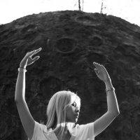 На моей Луне :: Анастасия Кактус