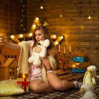 Новогоднее селфи :: Любовь Дашевская