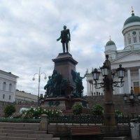 Хельсинки.Сенатская площадь. :: Таэлюр