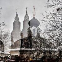 Никольский Храм 17 век.... :: Юрий Яньков