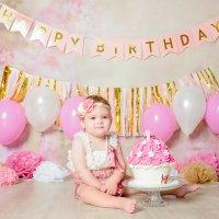 Smash Cake :: Elena Bebesh