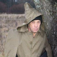 одинокий пастух :: Владимир Бурдин