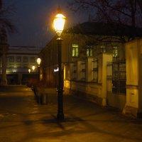 Москва вечерняя :: Андрей Лукьянов