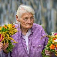 """"""" Купите девушке цветы..."""" :: Юрий Гординский"""