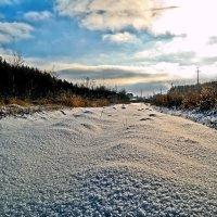 Под небом декабря.. :: Андрей Заломленков
