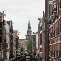 О тихий Амстердам, с певучим перезвоном  старинных колоколен... :: Елена Павлова (Смолова)