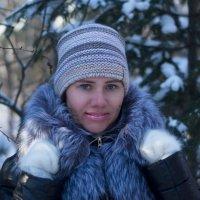 зимнее настроение :: Светлана Бурлина
