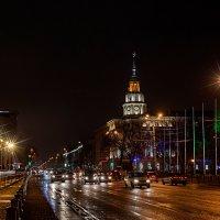 Ночной город :: Владимир Дальский