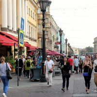 Ритм города :: Наталья Лунева