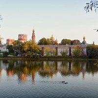 А еще недавно была осень... :: Valeriy(Валерий) Сергиенко