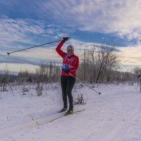 """Привет от председателя лыжного клуба """"Вятка""""! :: Юрий Митенёв"""