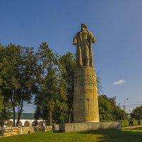 Памятник Народному герою :: Сергей Цветков