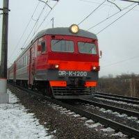 ЭР2К - 1200 :: Сергей Уткин