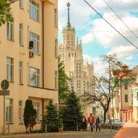 Московские окна :: Ольга Троянова