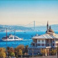 Утро с видом на Босфор :: Ирина Лепнёва