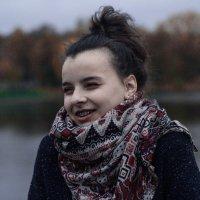 шарф-лучшая защита :: Валерия Потапенкова
