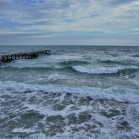 По морю волны пенные бегут.... :: Swetlana V
