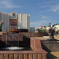 Каскадный фонтан. Саранск :: MILAV V