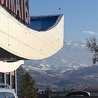 Где  то  там  горы! :: Виталий Селиванов