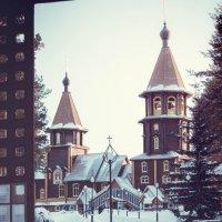 Церковь :: Евгений Князев