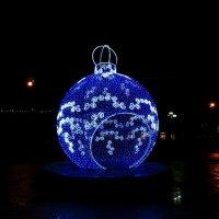 Новогодний шар :: Андрей Снегерёв