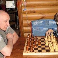 игра в шахматы :: венера чуйкова