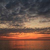 После заката :: valeriy khlopunov
