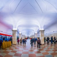 Москва. Станция метро Кропоткинская. :: Игорь Герман