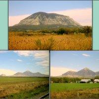 Кавминводские  пейзажи :: Нина Бутко