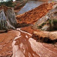 Марсианский пейзаж :: Сергей Дабаев