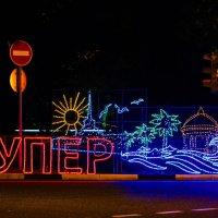 Ночной Сочи :: Николай Николенко