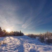 Зима в Сибири :: Александр Иващин