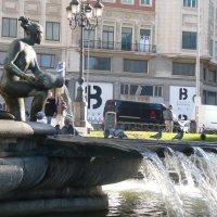 Площадь Испании.Фонтан. :: Таэлюр