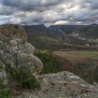 С видом на Залесное :: Игорь Кузьмин
