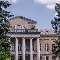 Суханово, главный дом :: Владимир Брагилевский